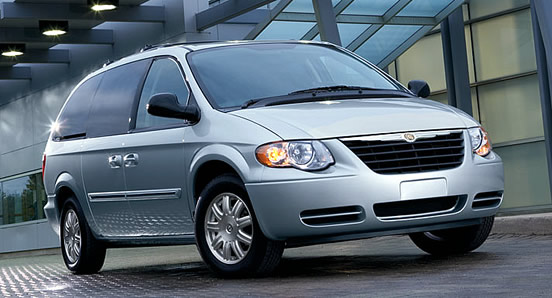 Chrysler Voyager / Grand Voyager | Крайслер Вояджер / Гранд Вояджер