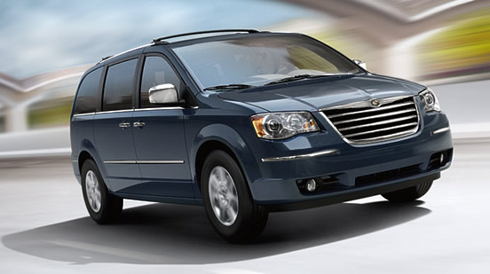 Chrysler Grand Voyager | Крайслер Гранд Вояджер