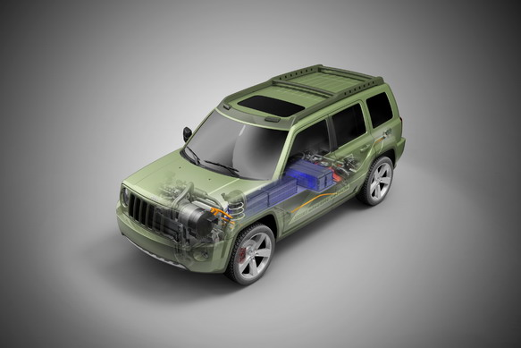 Jeep® Patriot EV