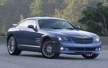 Новинка Chrysler Crossfire SRT - 6 доступен уже сейчас !
